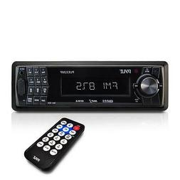 Pyle PLR31MP In-Dash Am/Fm-Mpx Pll Tuning Car Radio W/ Detac