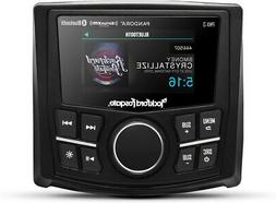 "Rockford Fosgate PMX-3 2.7"" Marine Bluetooth Receiver For Bo"