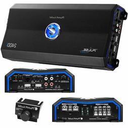 Planet Pulse Series 4 Channel Amplifier 2400W Max