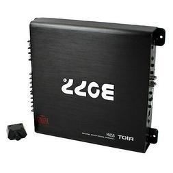 BOSS Audio R2504 - Riot 1000 Watt, 4 Channel, 2/4 Ohm Stable