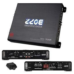 BOSS Audio R3400D - Riot 3400 Watt, 1, 2, 4 Ohm Stable Class