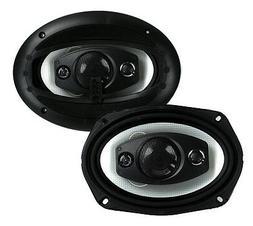 BOSS Audio R94 500 Watt , 6 x 9 Inch, Full Range, 4 Way Car