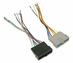 Scosche FD02B Wire Harness to Connect An Aftermarket Stereo