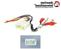 SCOSCHE TA03HB 1999-04 Select Toyota Premium Sound Harness;