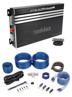 Power Acoustik RE1-3000D 3000 Watt Mono Amplifier Car Stereo