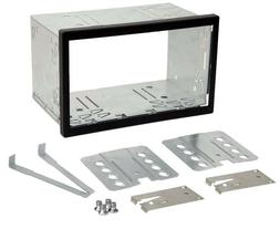 replacement double din kit car stereo radio