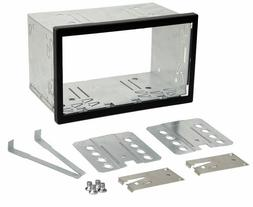 Replacement Double DIN Kit Car Stereo Radio Sleeve Cage 110m