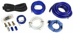 Rockville RWK01 0 Gauge Complete Car Amp Wiring Installation