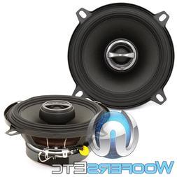 "ALPINE S-S50 5.25"" CAR AUDIO STEREO 170W 2WAY SILK TWEETERS"