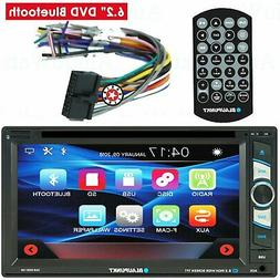 "BLAUPUNKT SAN JOSE 120 6.2"" 2 DIN TOUCHSCREEN DVD BLUETOOTH"