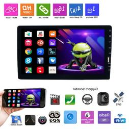 "Single 1 Din 9"" Car FM/USB/AUX MP5 Player Touch Screen Stere"
