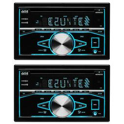 Boss Audio Systems Double DIN Bluetooth CD Player & Radio Ca