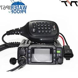 TYT TH-8600 Mini Dual Band IP67 Waterproof Mobile Transceive