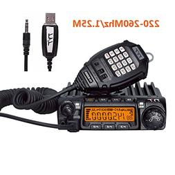 TYT TH-9000D Single Band VHF 220-260MHz 1.25M Mobile Transce
