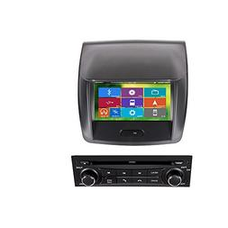 8 Inch Touch Screen Car GPS Navigation for Mitsubishi Pajero
