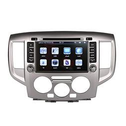 8 Inch Touch Screen Car GPS Navigation for NISSAN NV200 2009