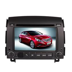 6.2 Inch Touch Screen Car GPS Navigation for HYUNDAI SONATA