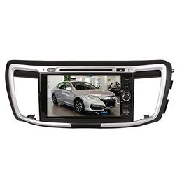 8 Inch Touch Screen Car GPS Navigation for HONDA ACCORD 2013