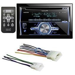Toyota CAR Stereo CD Player Wiring Harness Wire Adapter for