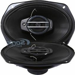 """Pioneer TS-G6930F 6"""" x 9"""" 3-Way Coaxial Speaker 400W Max. /"""