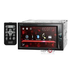 Pioneer USB Bluetooth Camera Input Digital Media Car Stereo