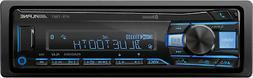 Alpine UTE-73BT Advanced Bluetooth Mech-less Digital media r