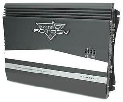 4-Channel High Power MOSFET Amplifier - Slim 2000 Watt Bridg