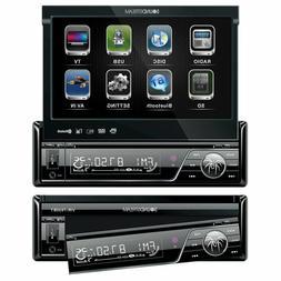 Soundstream VIR7830B SingleDin Bluetooth Car Stereo DVD Play