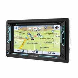 Soundstream VRN-64HB 2-DIN GPS/DVD/CD/MP3/AM/FM Receiver wit