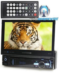 "SOUNDSTREAM VRN-65HB DVD CD MP3 PLAYER 6.2"" GPS NAVIGATION"