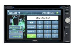 Jensen VX3022 2-DIN Car A/V DVD Bluetooth In-Dash Receiver 6