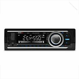 XO Vision Wireless Bluetooth Car Stereo Receiver USB Port SD