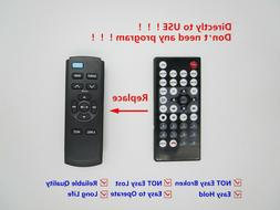 Remote Control For Alpine RUE-4187 RUE-4202 TDM-9505RB CD Ca