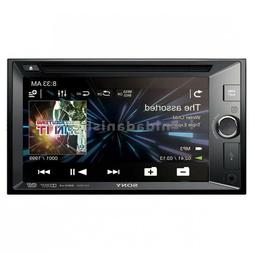 """Sony XAV-W601 Double Din Car DVD Receiver 6.2"""" Monitor EQ US"""