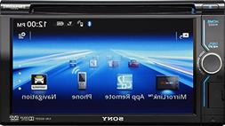 Sony XAV602BT 6.1-Inch Bluetooth AV Receiver with App Remote