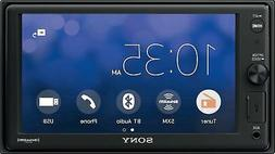 "Sony XAVAX1000 6.2""  Apple CarPlay Media Receiver with Bluet"