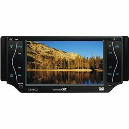 XO Vision XO1952 5-Inch Touch Screen DVD Receiver