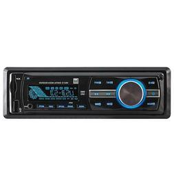 Dual Electronics XR4115 1-DIN Car Stereo In-Dash MP3 USB Dig