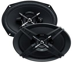 Sony XSXB690 XB Car Audio Speakers, Pair