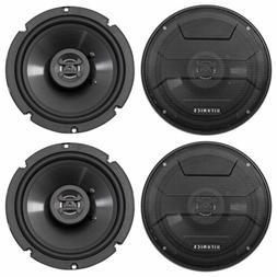 """Hifonics ZS65CXS 6.5"""" 1200 Watt Shallow Mount Car Stereo Sp"""